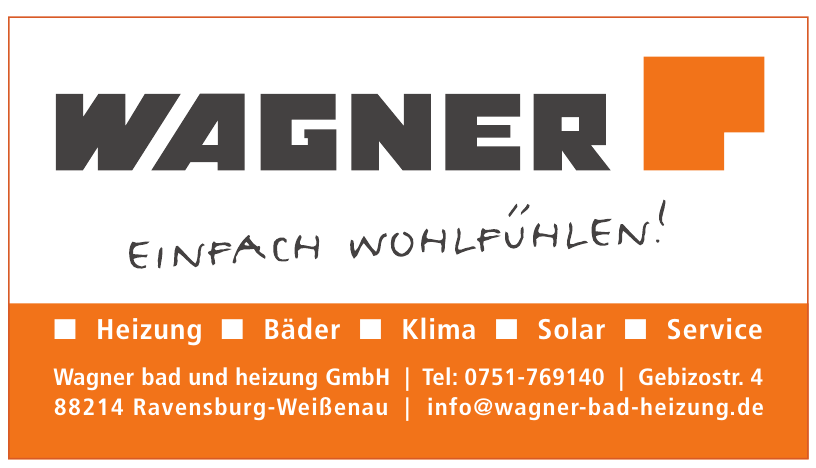 Wagner Bad Heizung