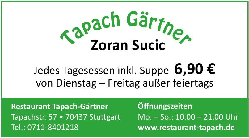 Restaurant Tapach-Gärtner
