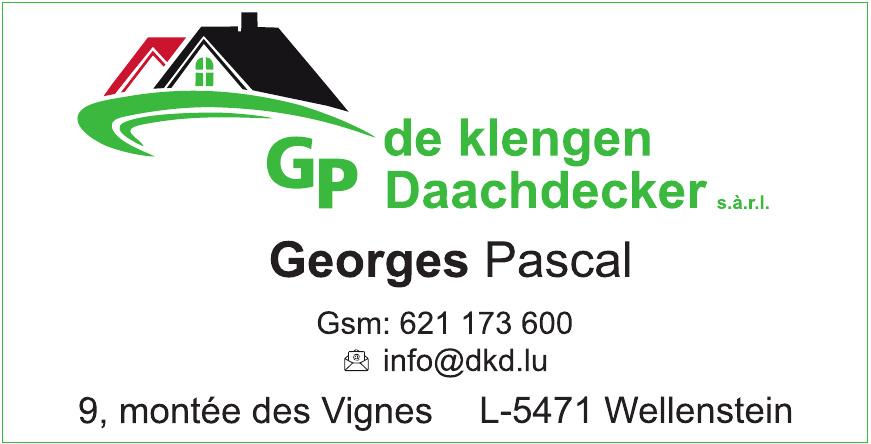 GP de klengen Daachdecker s.á.r.l.