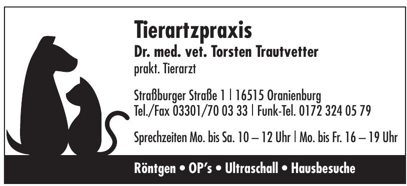 Tierarztpraxis Dr. med. vet. Torsten Trautvetter