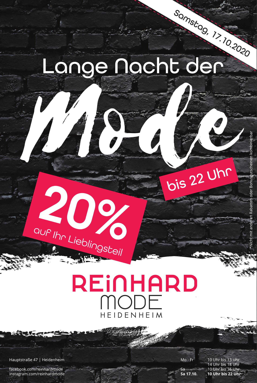 Reinhard Mode