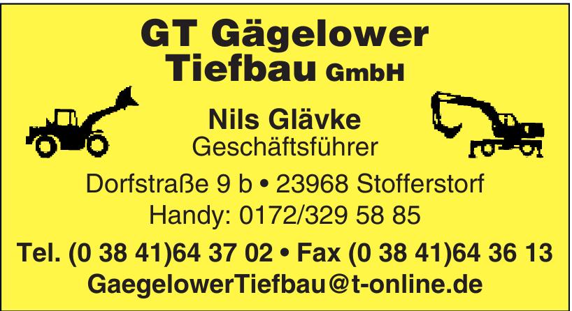 GT Gägelower Tiefbau GmbH