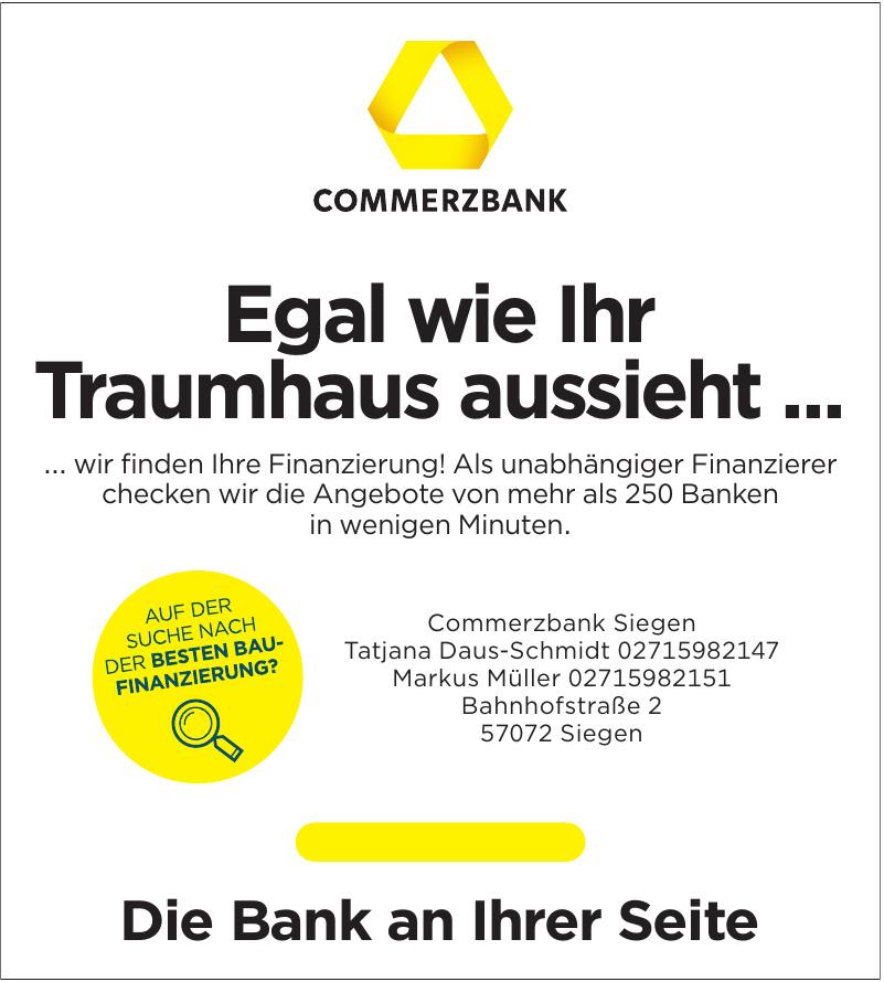 Commerzbank Siegen