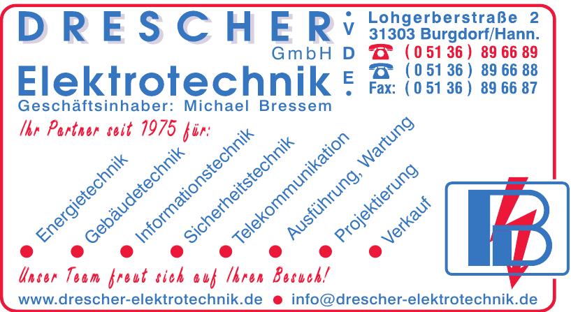 Drescher Elektrotechnik GmbH