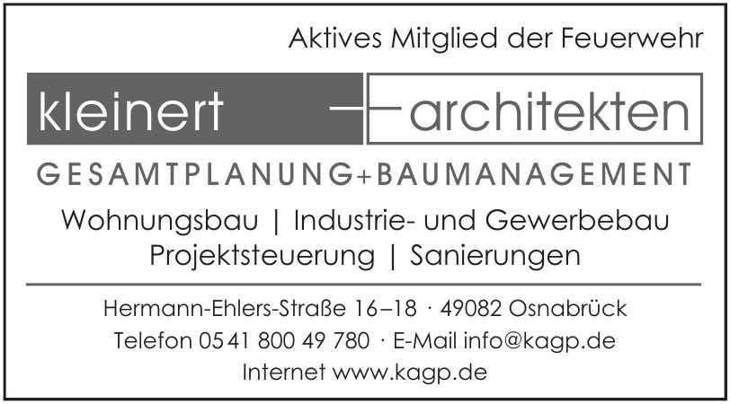 Kleinert Architekten