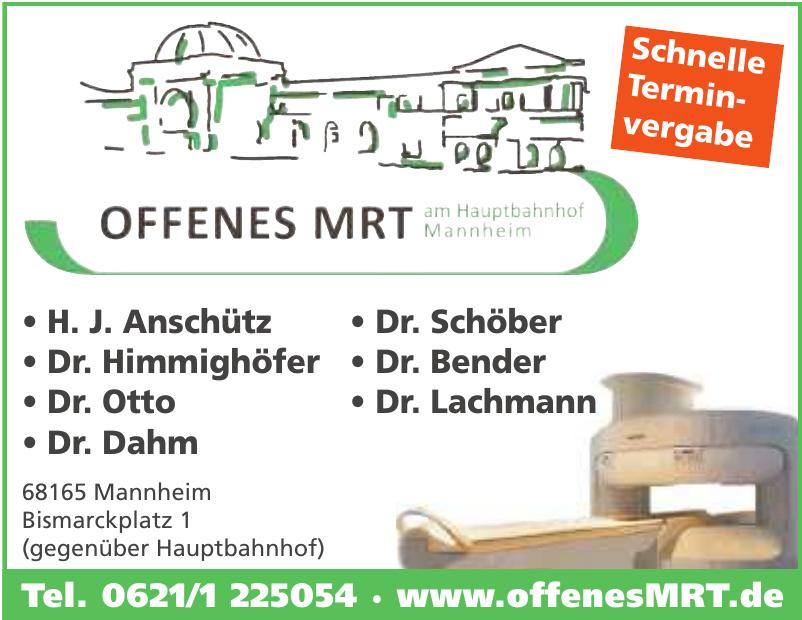 offenes MRT
