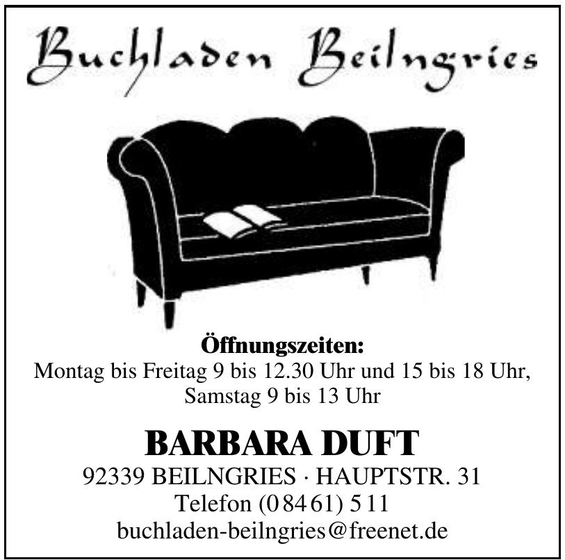 Barbara Duft