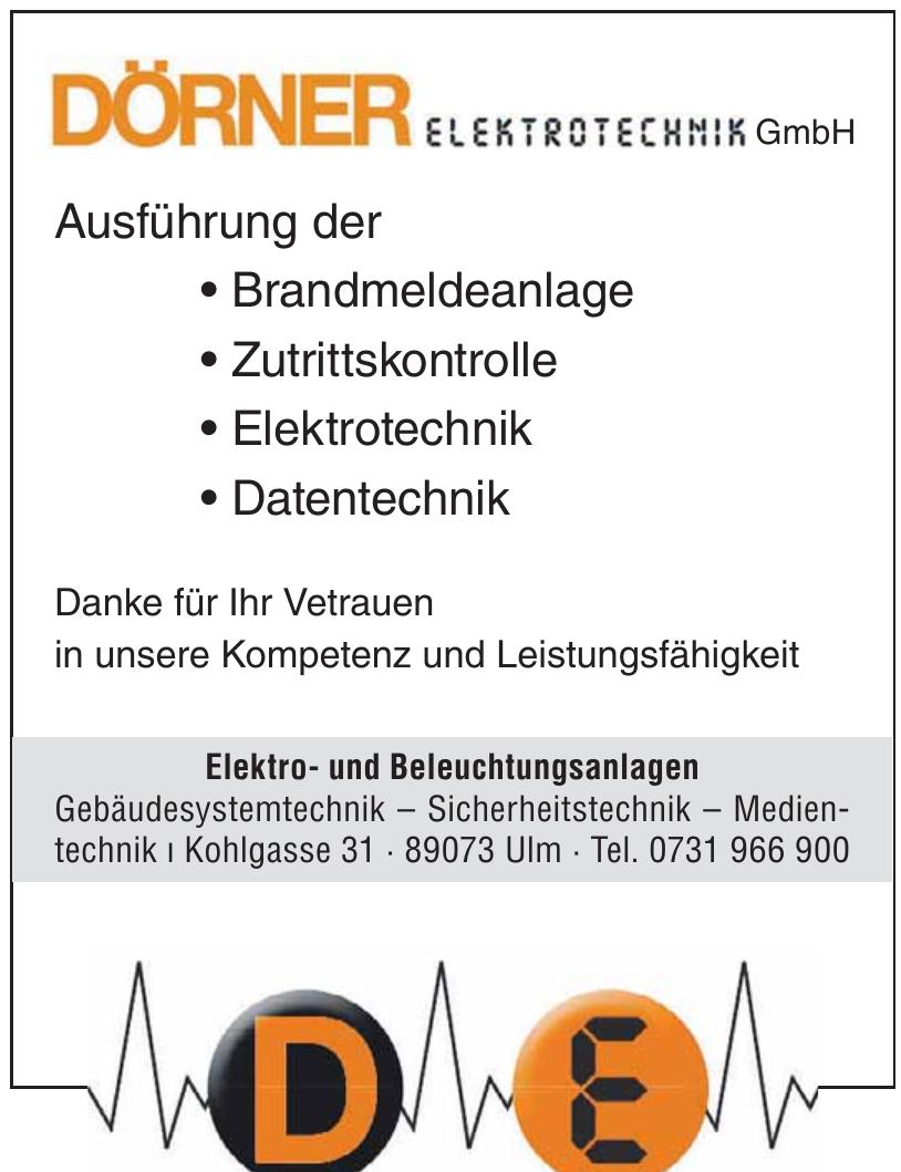 Dörner Elektrotechnik GmbH