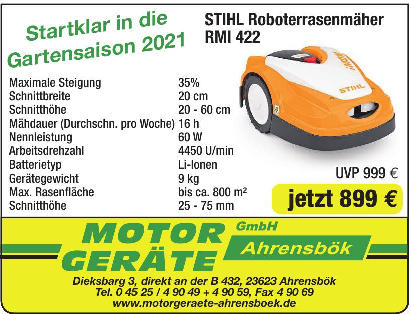 Motorgeräte Ahrensbök GmbH