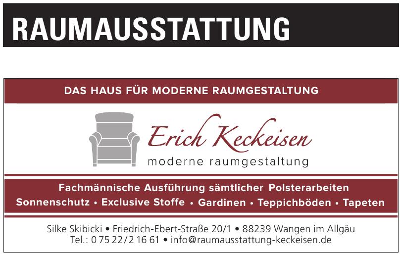 Erich Keckeisen
