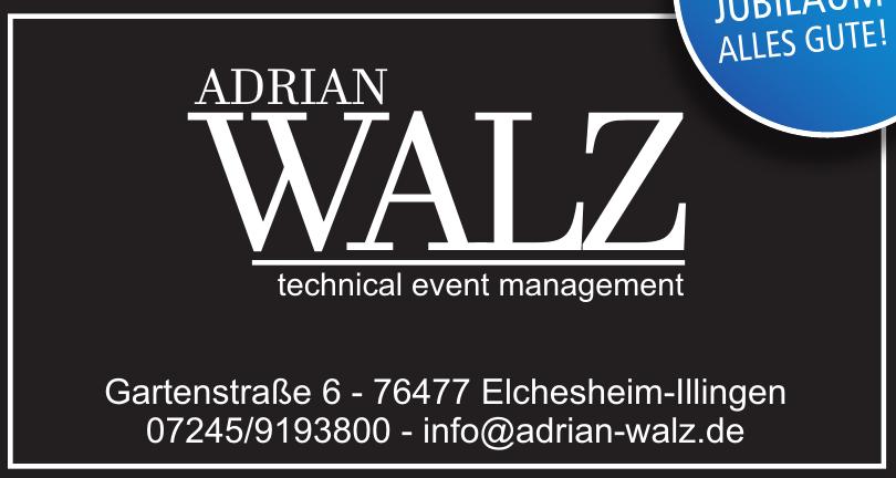 Adrian Walz
