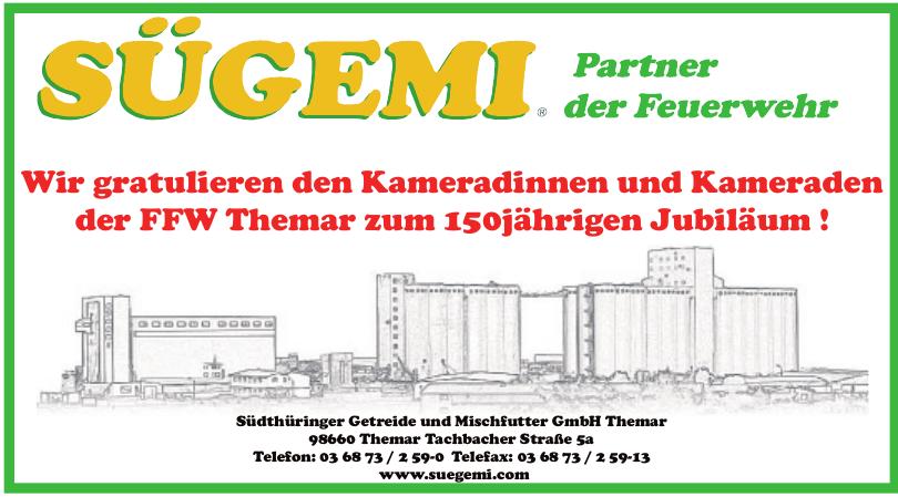 Südthüringer Getreide und Mischfutter GmbH Themar
