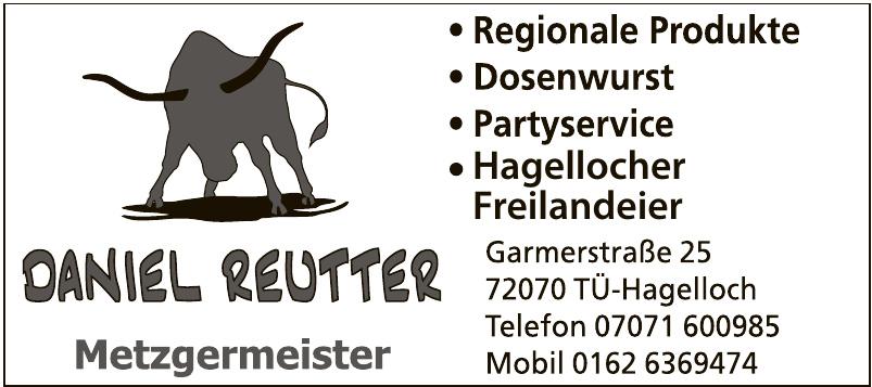 Daniel Reutter Metzgermeister