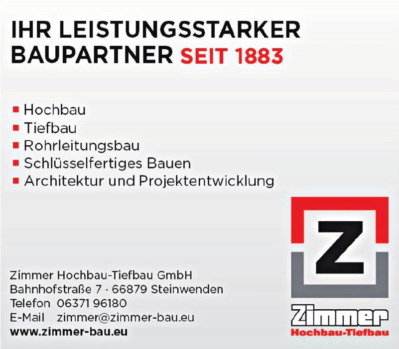 Zimmer Hochbau-Tiefbau GmbH