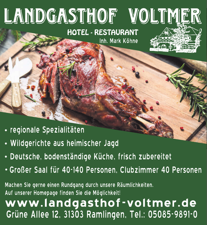 Hotel-Restaurant Landgasthof Voltmer