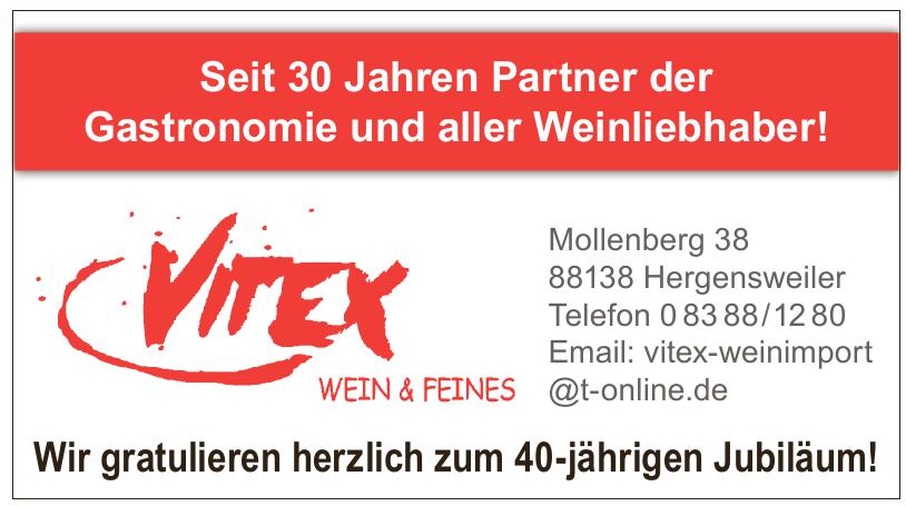 Vitex Weinimport