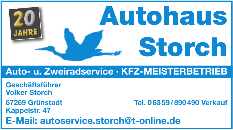 Autohaus Storch