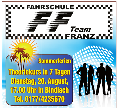 Fahrschule FF Team Franz