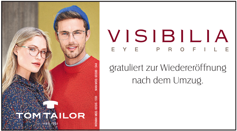 Visibilia Eye Profile