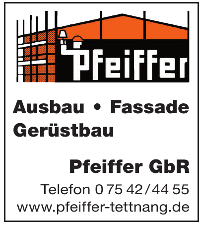 Pfeiffer GbR