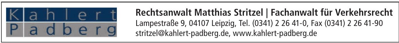 Rechtsanwalt Matthias Stritzel