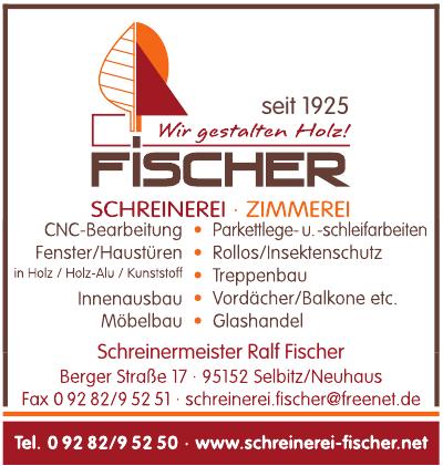 Schreinerei Ralf Fischer