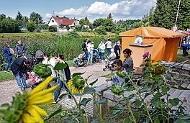 Das nächste Tiergehegefest im Ortsteil Greppin findet am 7. September statt. FOTO: ARCHIV/ANDRÉ KEHRER