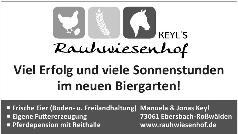 Keyl´s Rauhwiesenhof