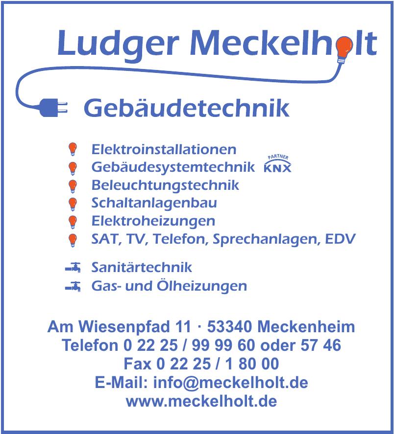 Ludger Meckelholt Gebäudetechnik