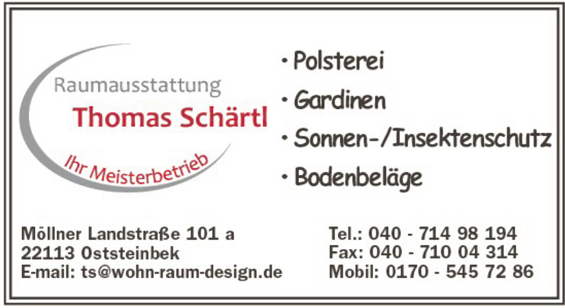 Raumausstattung Thomas Schärtl
