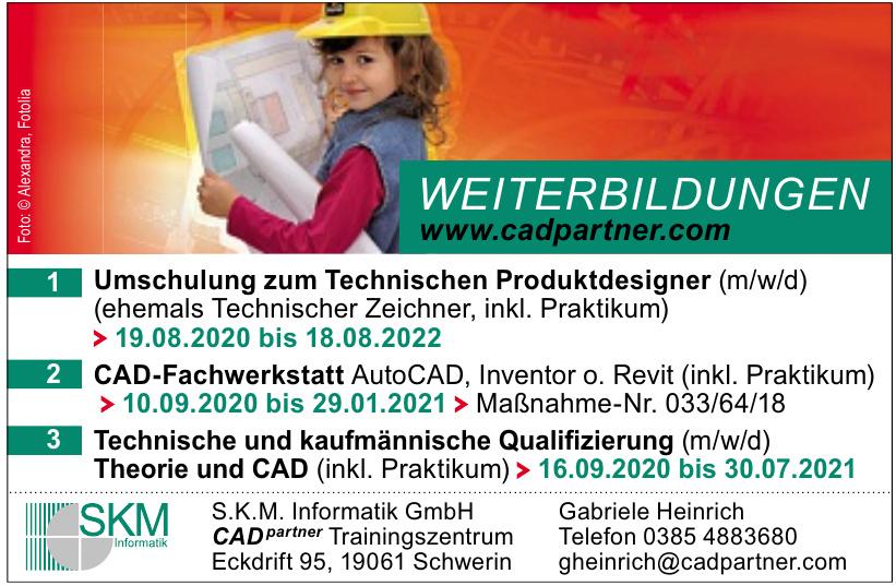 S.K.M. Informatik GmbH