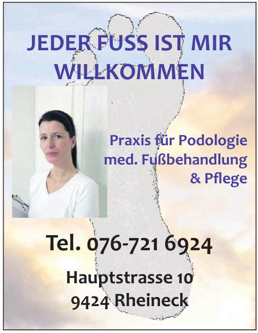Praxis für Podologie med. Fußbehandlung & Pflege