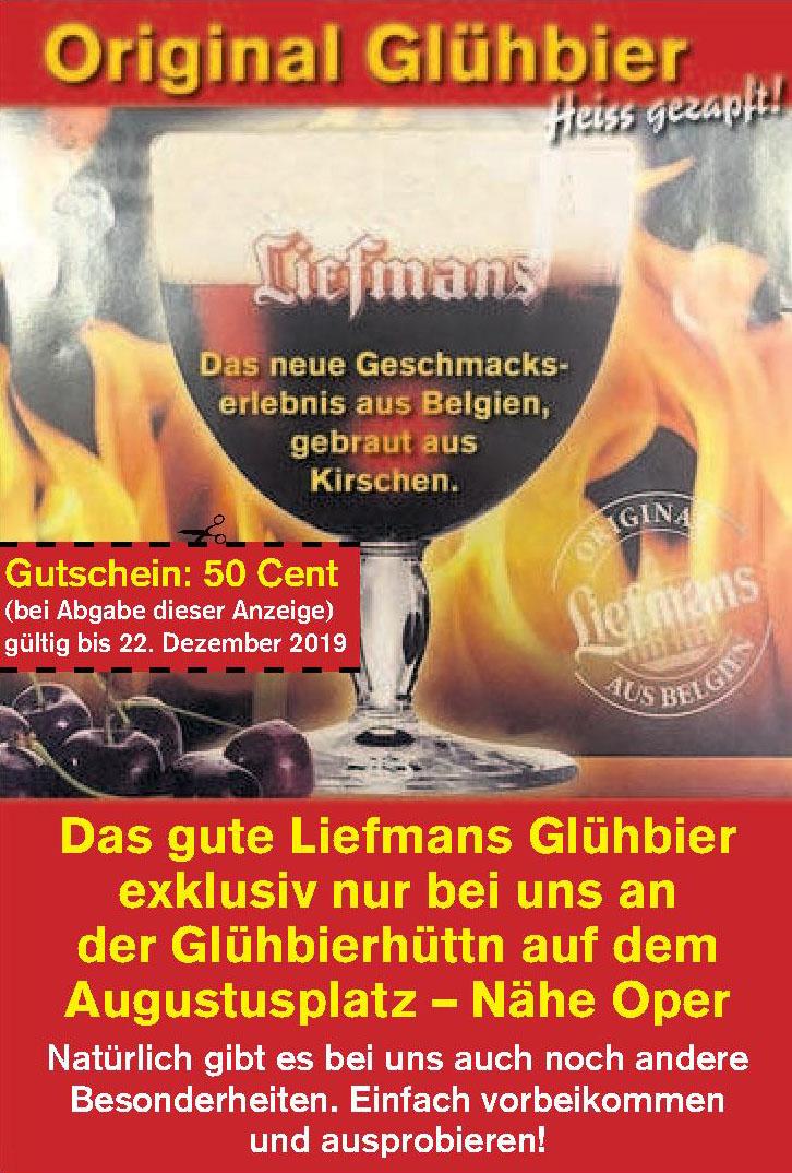 Liefmans Glühbier