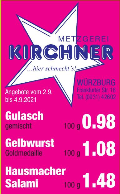 Kirchner Metzgerei