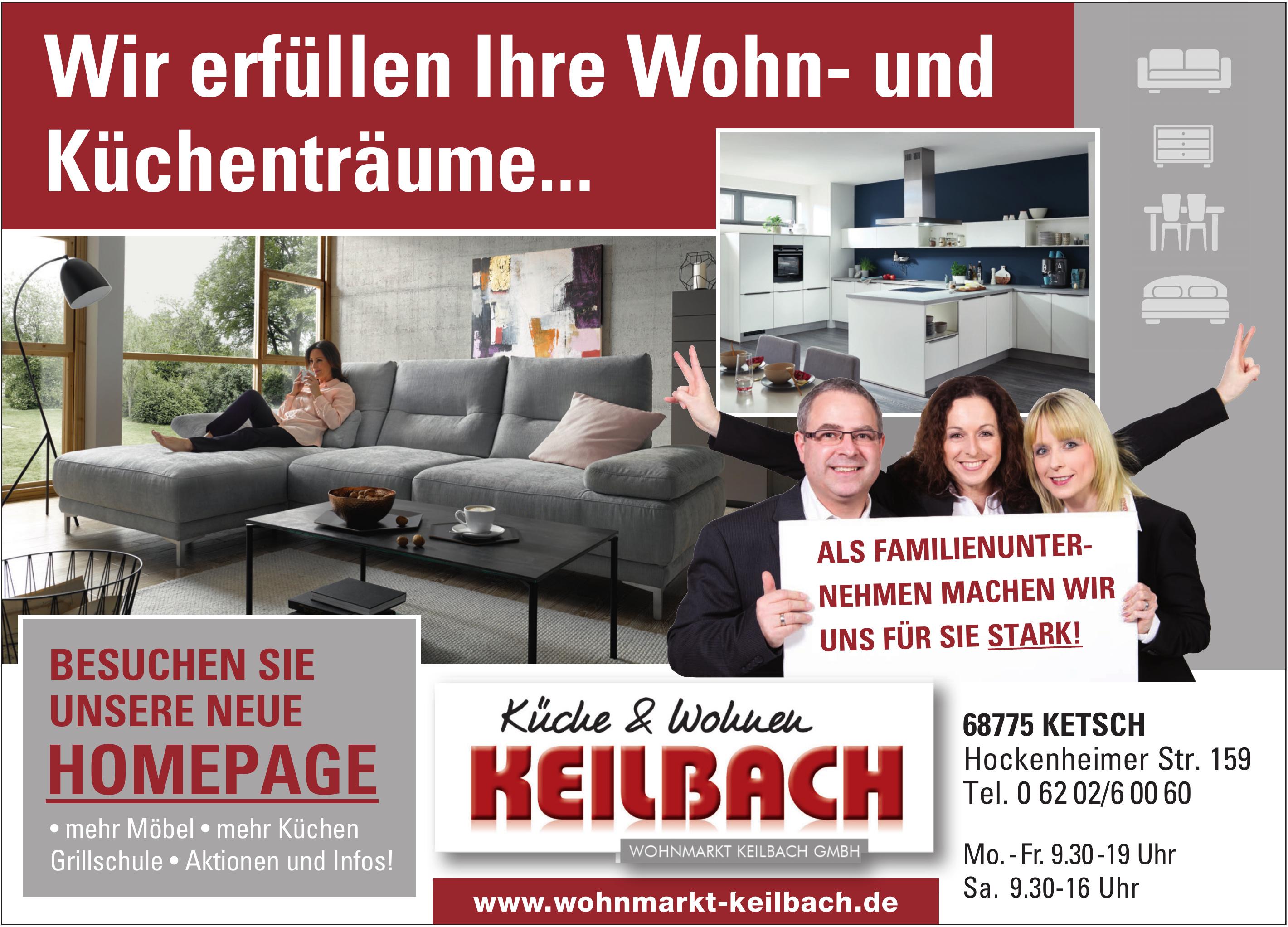 Wohnmarkt Fritz Keilbach GmbH
