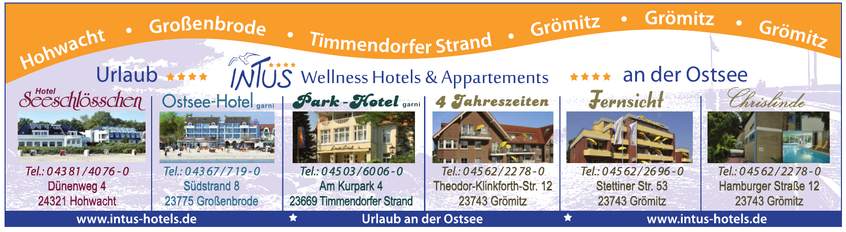 Intus Hotels und Appartements