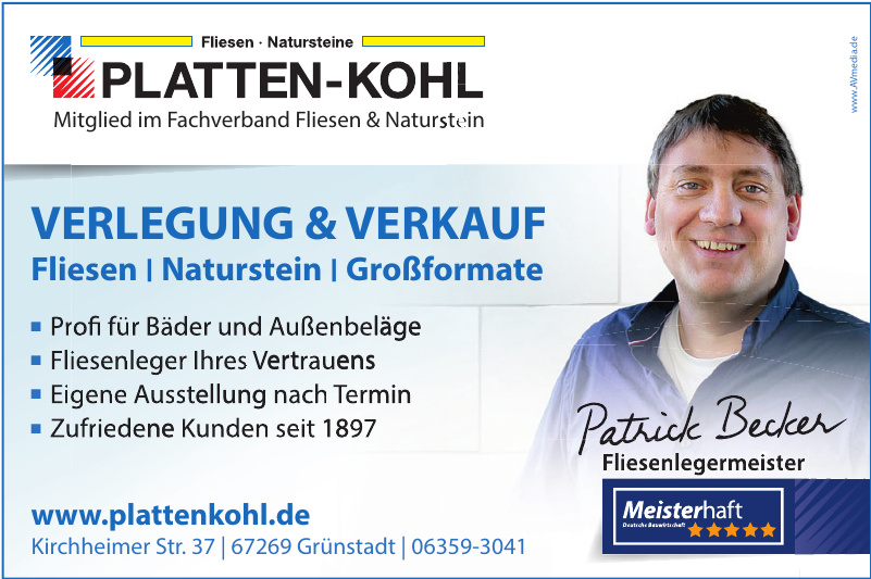 Platten-Kohl