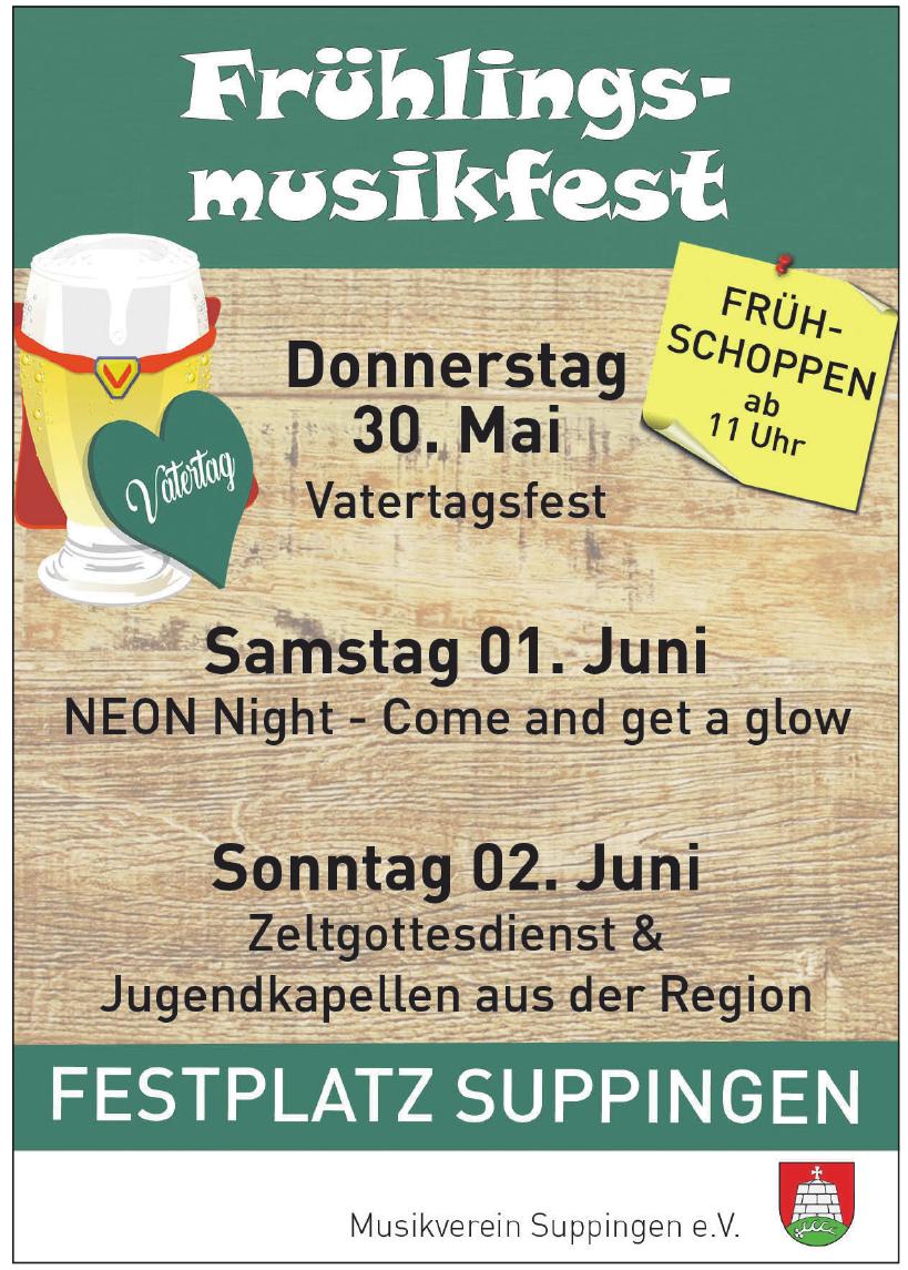 Frühlingsmusikfest