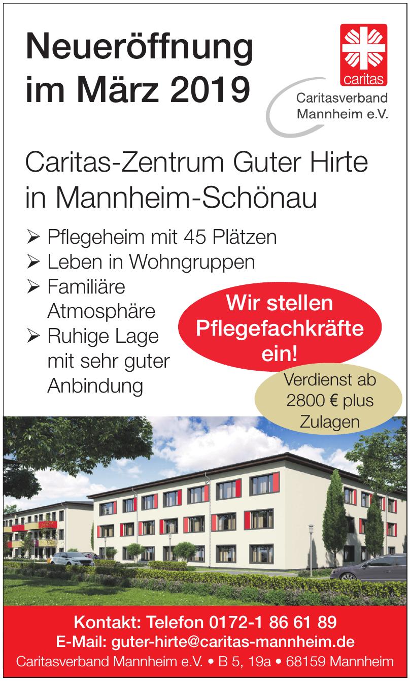 Caritasverband Mannheim e.V. - Caritas-Zentrum Guter Hirte