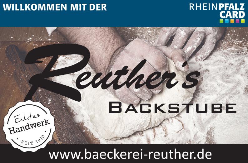 """Reuther's Backstube"""