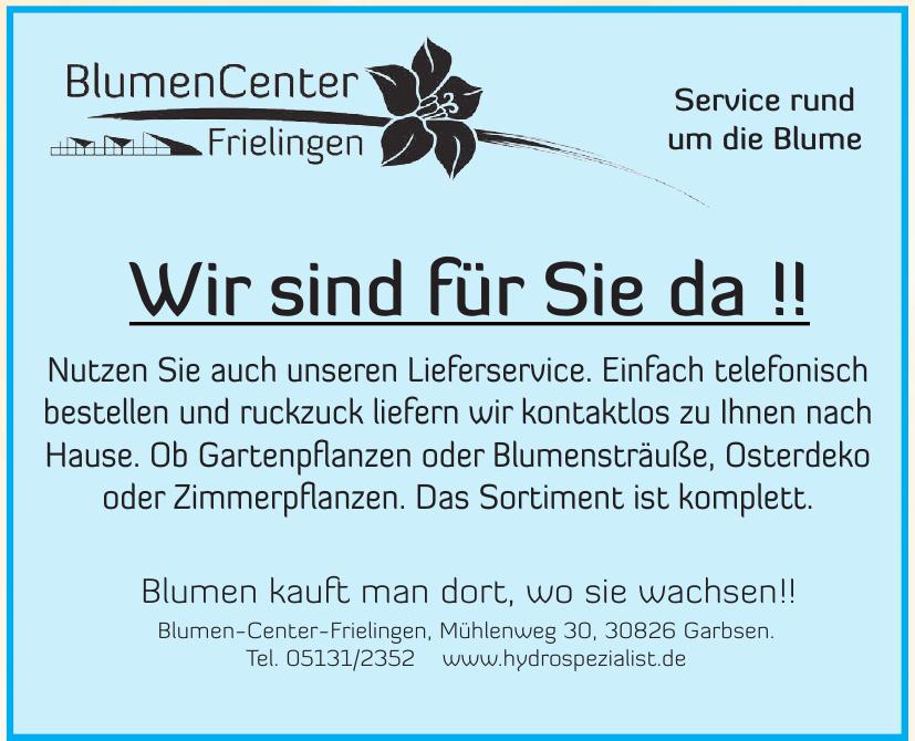 Blumen-Center-Frielingen