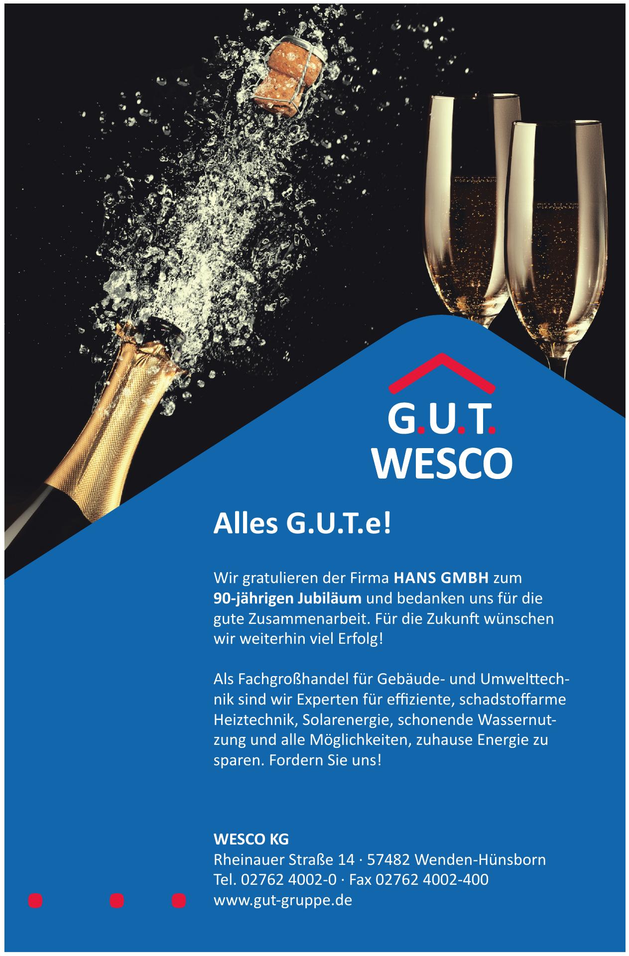 WESCO KG