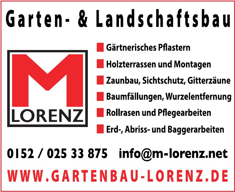 Garten- & Landschaftsbau Lorenz