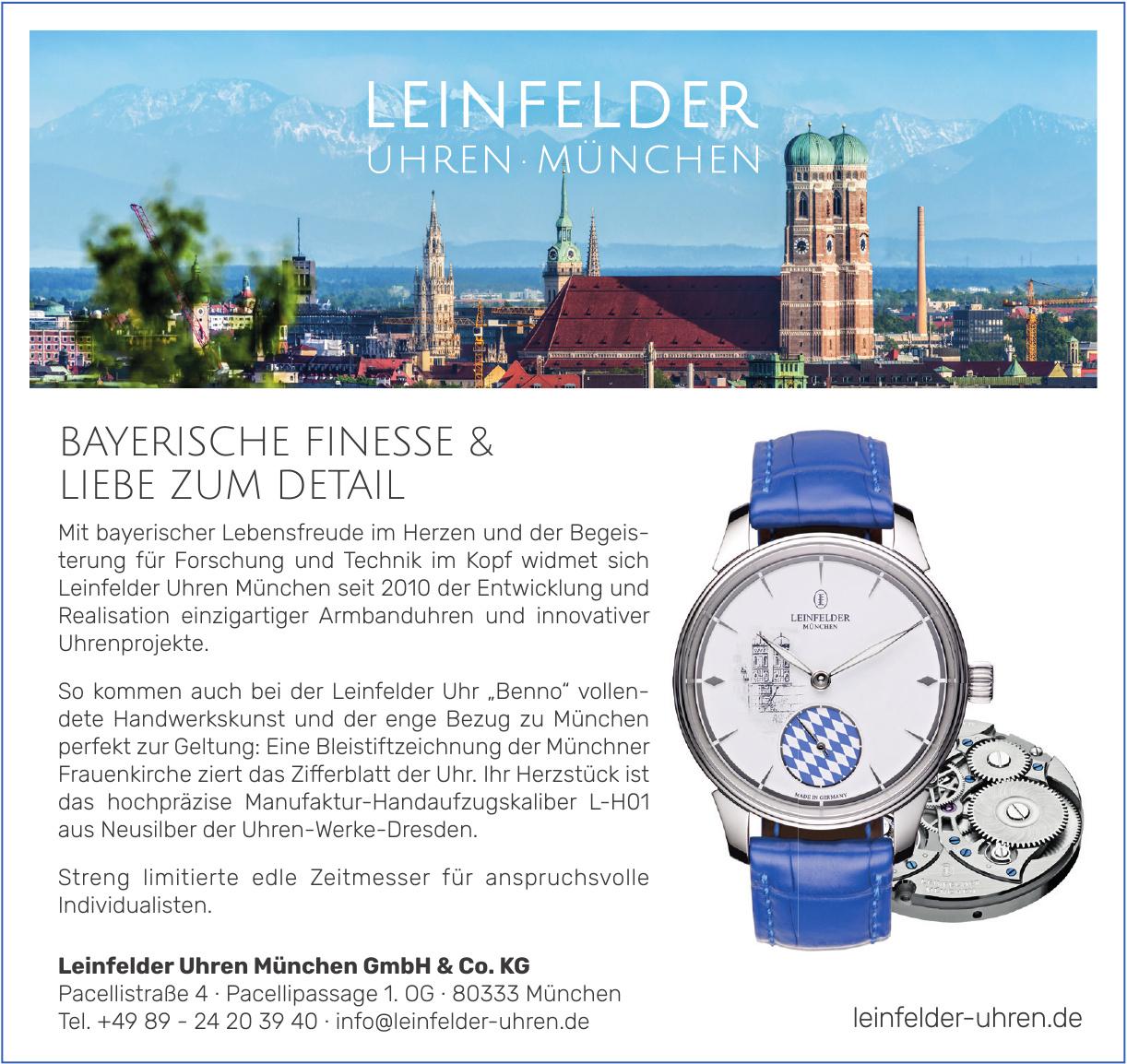 Leinfelder Uhren München GmbH & Co. KG