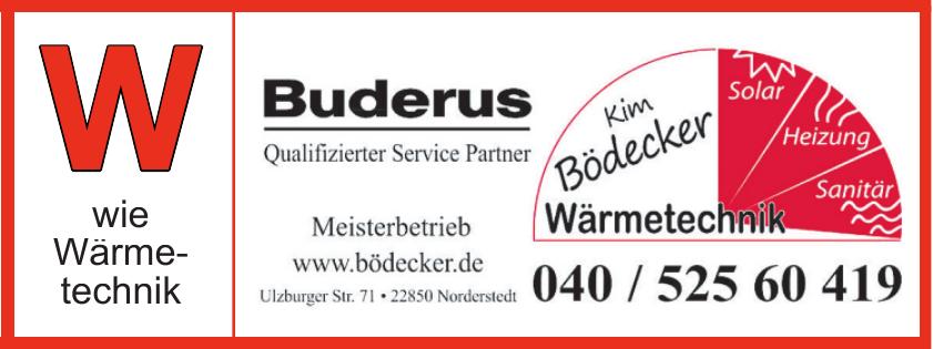 Kim Bödecker Wärmetechnik