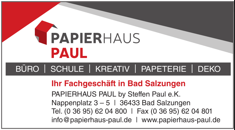 Papierhaus Paul by Steffen Paul e.K.