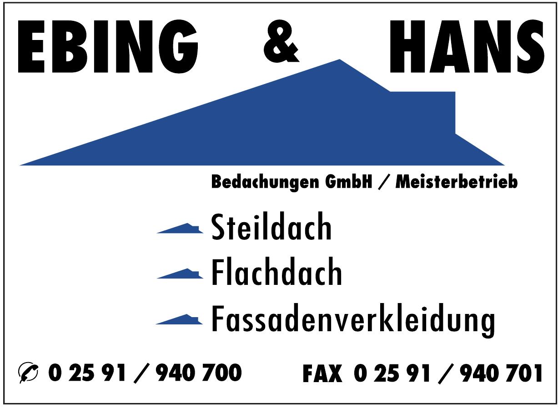 Ebing & Hans Bedachung GmbH