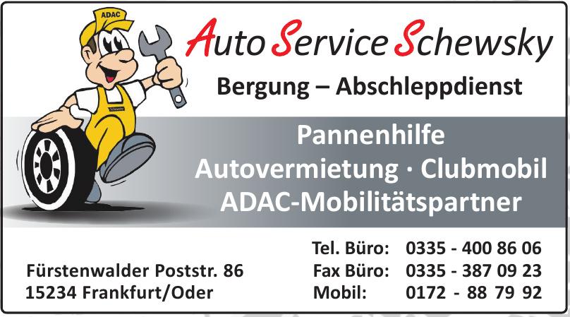 Auto Service Schewsky