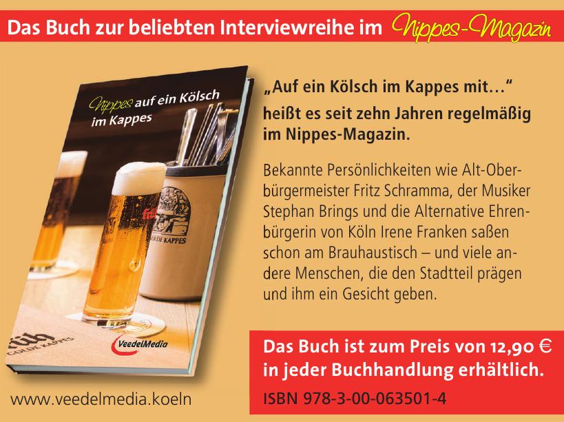 Das Buch zum Nippes-Magazin
