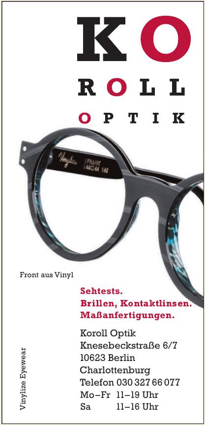 Koroll Optik